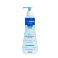 MUSTELA CLEANSING WATER NO RINSE NORMAL SKIN 300ML