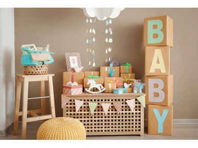 5 Cute Baby Shower Ideas during Christmas Time!
