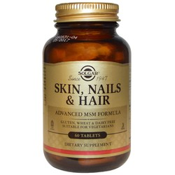 Solgar Skin Nails & Hair 60tablets