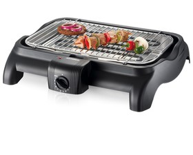 Severin Barbeque Grill με Θερμοστάτη 2300watt