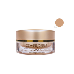 Coverderm Classic Make Up (Χρώμα 3A) 15ml
