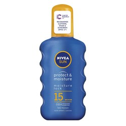 NIVEA SUN SPRAY PROTECT & HYDRATE SPF15 200 ml