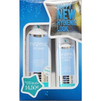 Pharmasept Set Happy New Hygienic Look Με: Hygienic Shower 500ml & Hygienic Extra Calm Lotion 250ml