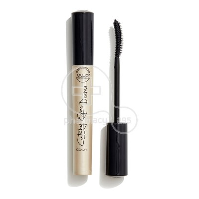 GOSH - Catchy Eyes Mascara Drama (Extreme Black) - 8ml
