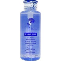 KLORANE BLEUET EAU FLORALE DEMAQUILLANTE 400ML WELL PUMP (PROMO)