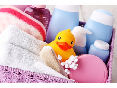 Home Cleaning Hacks with Leftover Baby Products!