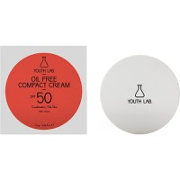 YOUTH LAB OIL FREE COMPACT CR POWD SPF 50 DARK 10 GR