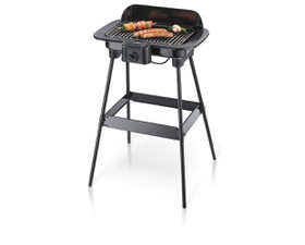 Barbeque grill 2300w με βάση SEVERIN