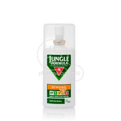 JUNGLE FORMULA - Εντομοαπωθητικό Spray Strong (IRF3) Original - 75ml