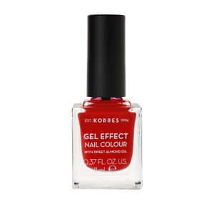 KORRES Gel effect nail colour N53 royal red 11ml