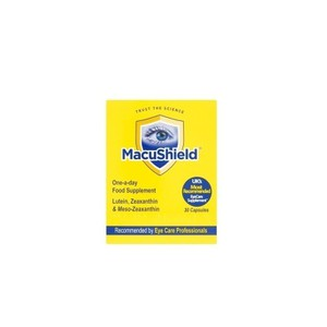 MACUSHIELD Eye supplement 30caps