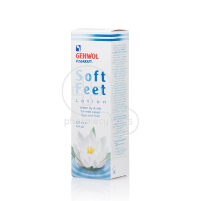 GEHWOL - FUSSKRAFT Soft Feet Lotion - 125ml