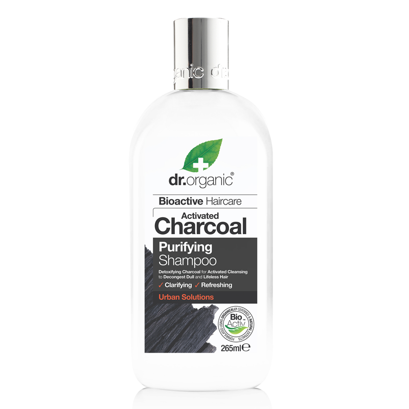 Activated Charcoal Purifying Body Wash 250ml
