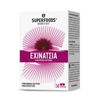 SUPERFOODS ECHINACEA 300MG 50CAPS