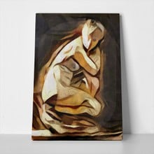 Abstract surreal images ancient sculptures cubism 564738775 a