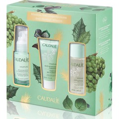 Caudalie Vinopure Set Blemish Control Infusion Serum - Ορός Προσώπου, 30ml & Purifying Gel Cleanser - Καθαριστικό Τζελ Προσώπου, 30ml & Clear Skin Purifying Toner - Τονωτική Λοσιόν, 50ml