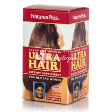Natures Plus ULTRA HAIR - Μαλλιά, 60 tabs