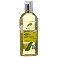 Dr.Organic Tea Tree SHAMPOO - Σαμπουάν, 265ml