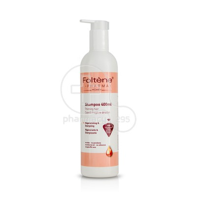 FOLTENE PHARMA - Shampoo Thinning Hair for Women - 400ml