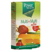 POWER HEALTH MULTI+MULTI EXTRA 30TABL