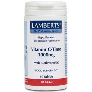 Vitamin c 1000 mg time release