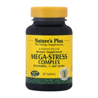 NATURES PLUS MEGA STRESS 30TAB