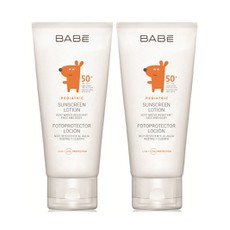 Babe Promo Pack Pediatric Sunscreen Lotion SPF50 100ml 1+1 ΔΩΡΟ.
