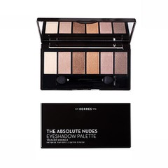 Korres Absolute Nudes Volcanic Minerals Eyeshadow Palette, 6gr
