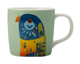 Maxwell & Williams Κούπα Lorikeet Pete Cromer Bone China 375ml