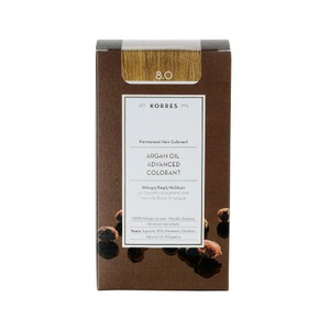 Korres argan oil no 8.0