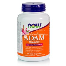 Now ADAM Superior Men's Multiple Vitamin - Προστάτης, 90 Vcaps