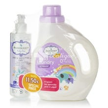 Pharmasept Σετ Baby Mild Laundry 1.0lt & Baby Extra Sensitive Bath, 250ml