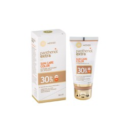 Panthenol Extra Sun Care Color SPF30 Tinted 50ml