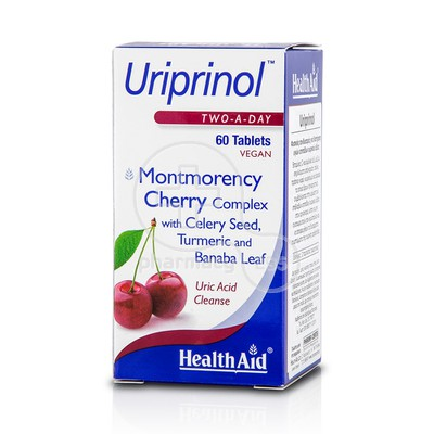 HEALTH AID - Uriprinol - 60tabs