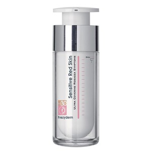 FREZYDERM Sensitive red skin tinted CC cream all ages Spf30 30ml