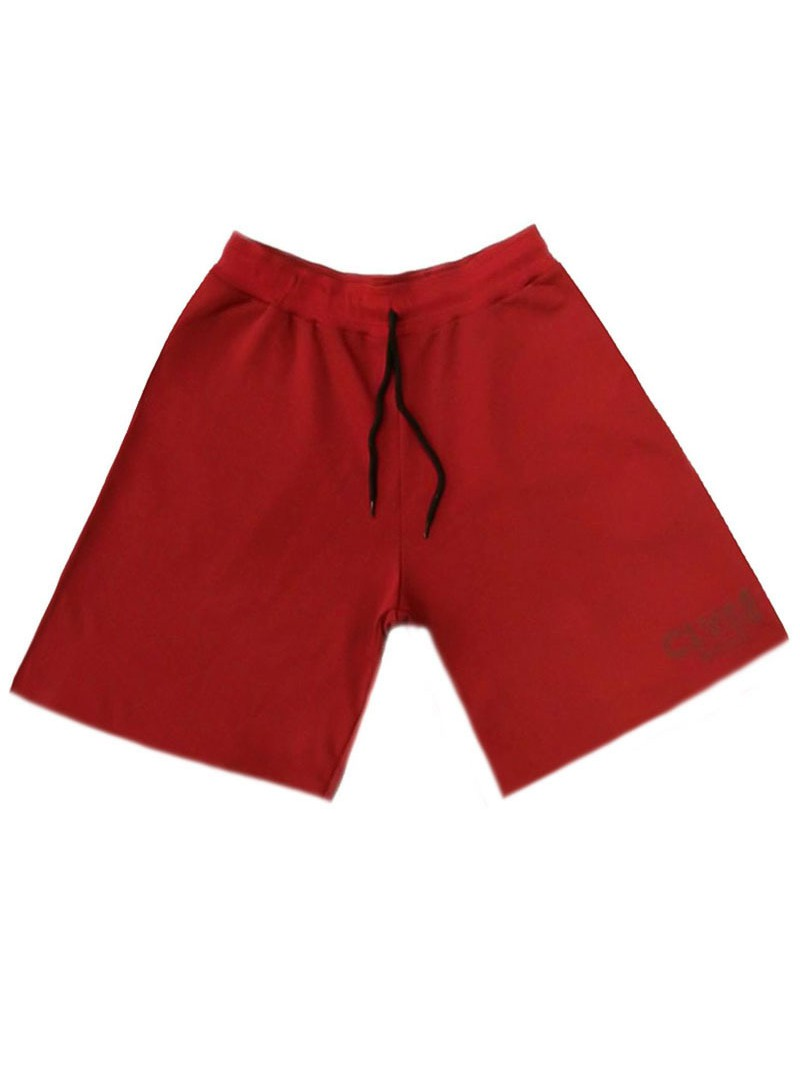 CLVSE SOCIETY BORDEAUX SHORTS