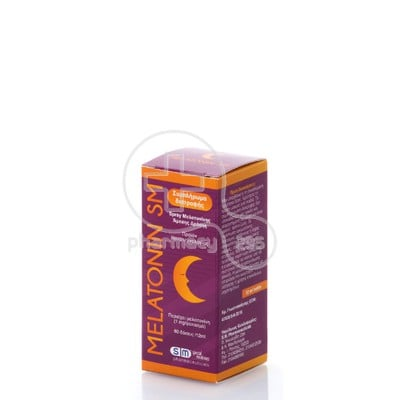 SPECIAL MEDICINES - Melatonin SM Spray - 12ml