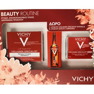VICHY Liftactiv collagen specialist 50ml Promo set