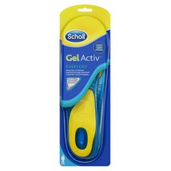 Dr. Scholl GelActiv Everyday Πάτοι Aνδρικοί 2 Τεμαχίων
