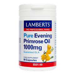 Lamberts Evening Primrose Oil 1000mg 90 κάψουλες