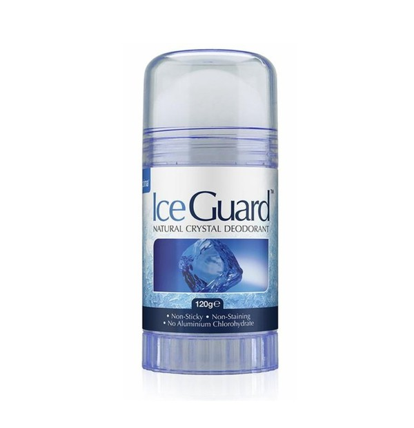 OPTIMA ICE GUARD DEODORANT TWIST UP ΚΡΥΣΤΑΛΛΟΣ 120GR