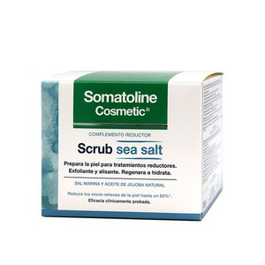 SOMATOLINE COSMETIC Scrub sea salt 350g