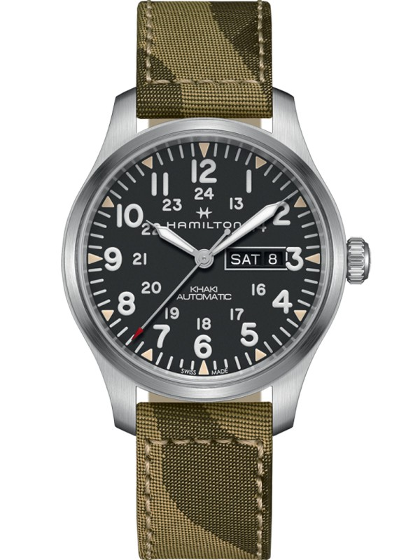 Khaki Field Day-Date Auto