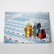 Periodic table and liquids 414751207 a