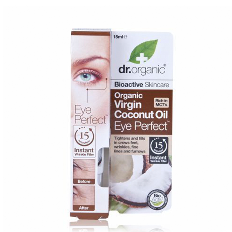 Organic Virgin Coconut Oil Eye Perfect