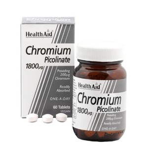 Health aid chromium picolinate
