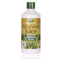 Optima Aloe Vera Juice Maximum Strength 1lt