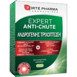 Forte pharma expert anti chute 30 caps