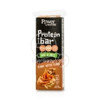 POWER HEALTH - POWER OF NATURE Protein Bar Peanut Butter Flavor - 50gr