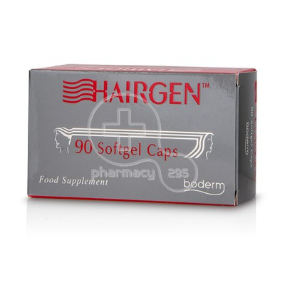 BODERM - HAIRGEN - 90softgels